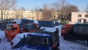 Освоено производство грязевиков ТС-568 и ТС-566